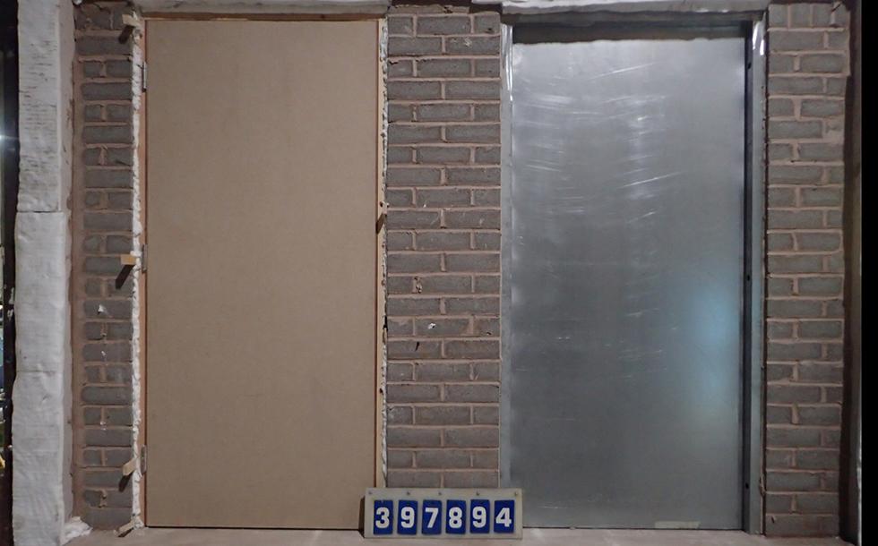 samuel heath; powermatic; concealed door closer; fire performance; FR240; steel fire door; FR30 timber fire door; full scale fire test;BS EN 1634-1