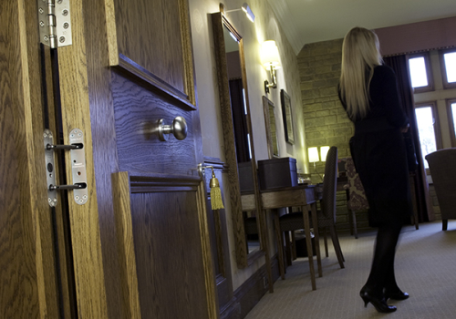 Powermatic Concealed Door Closers For Hotels