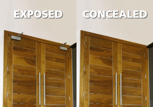 Samuel Heath Concealed Door Closers Interiors Enhanced Aesthetics Less Institutionalised Homely