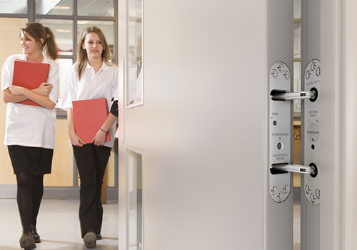 Powermatic Controlled Concealed Door Closers Are The Perfect Door Closer For Student Accommodation Buildings And Other Educational Facilities